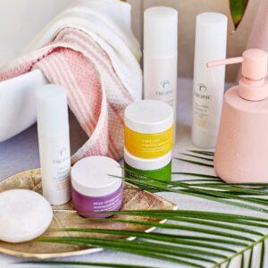 beauty salon facials treatment